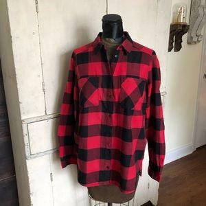 Fabulous Flannel Shirt in Buffalo Check